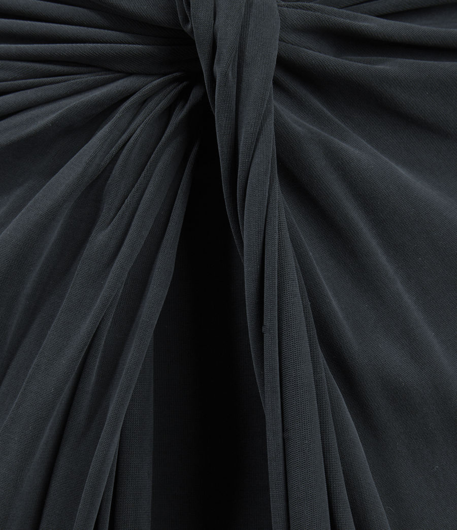 Womens Sami Skirt (black) - Image 3