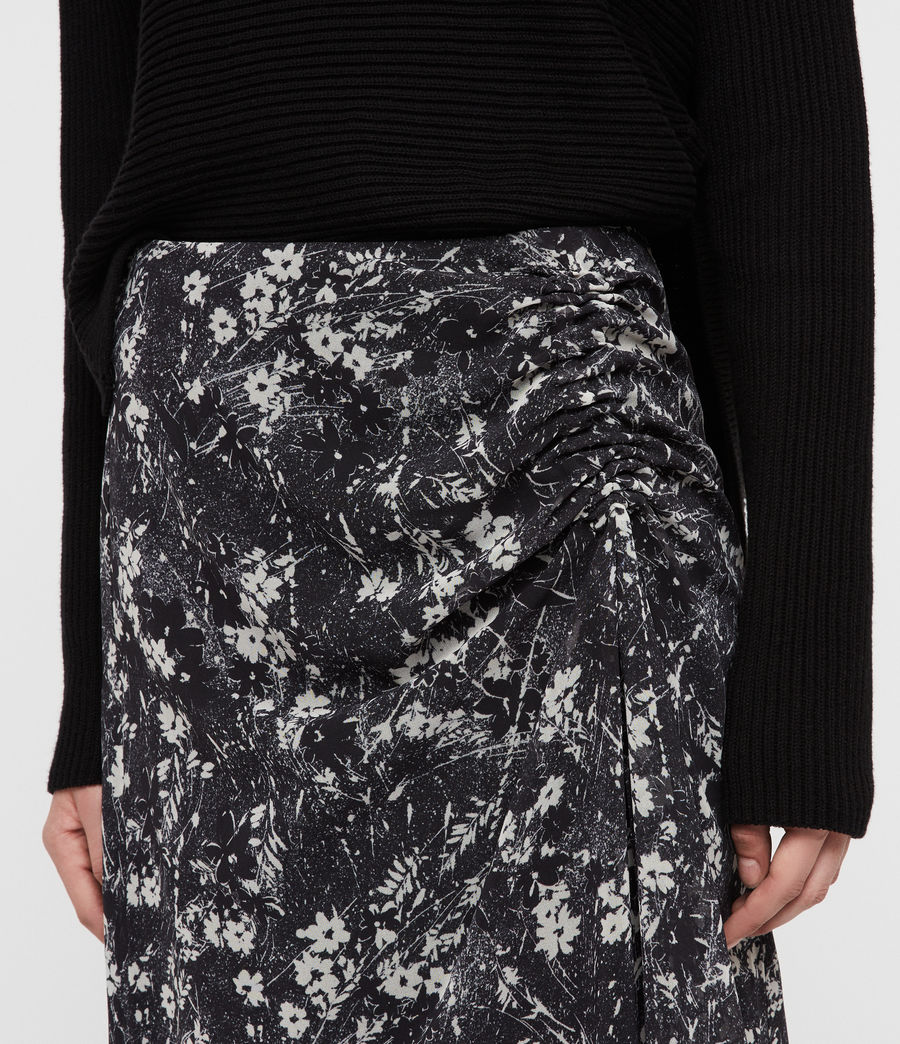 Women's Ariya Lisk Skirt (black) - Image 2