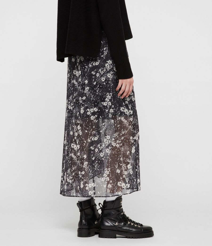 Women's Ariya Lisk Skirt (black) - Image 5