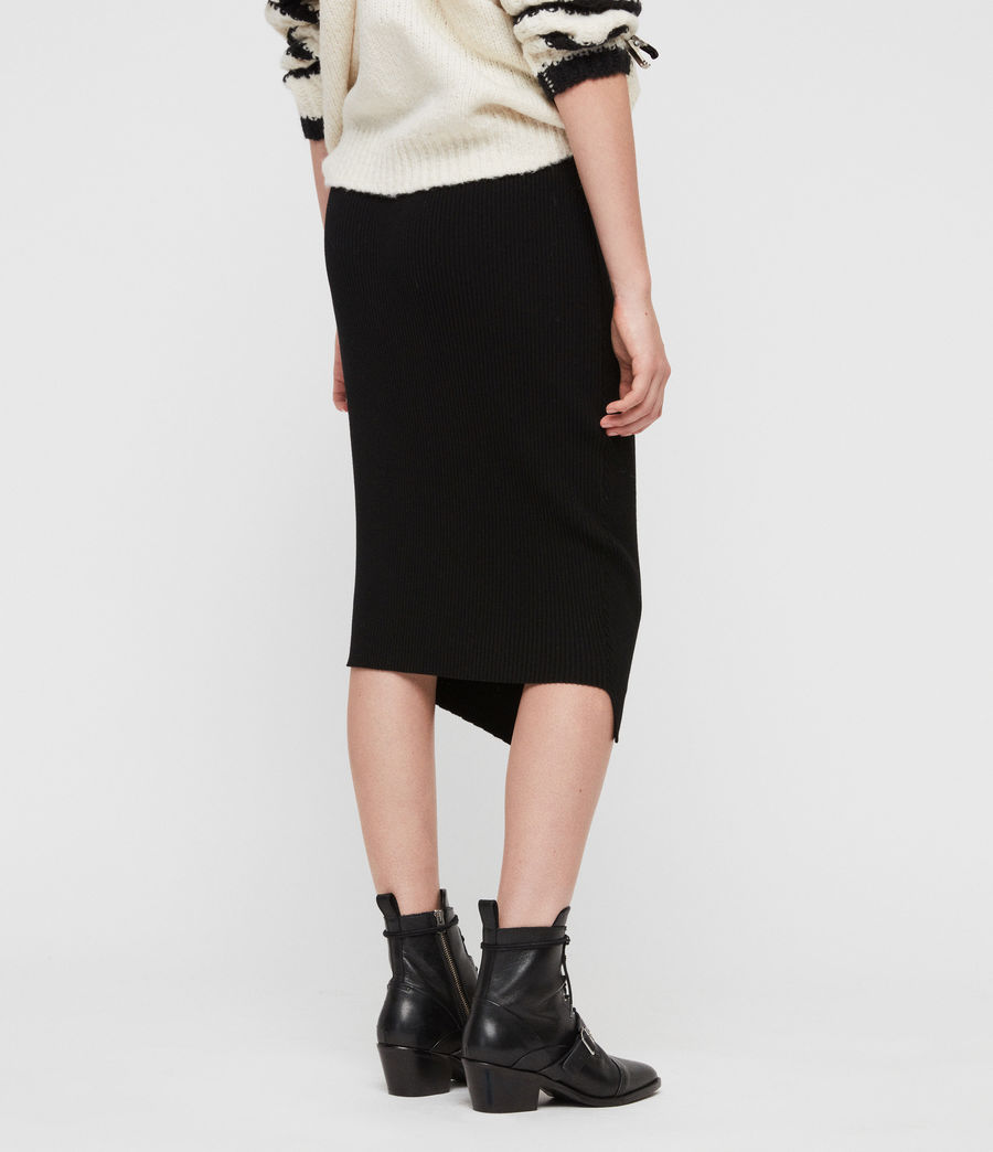 Women's Amara Skirt (black) - Image 5