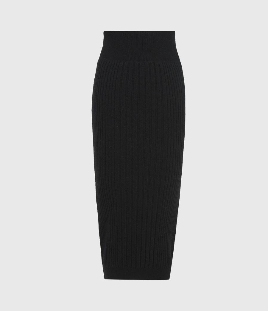 Womens Enya Skirt (black) - Image 2