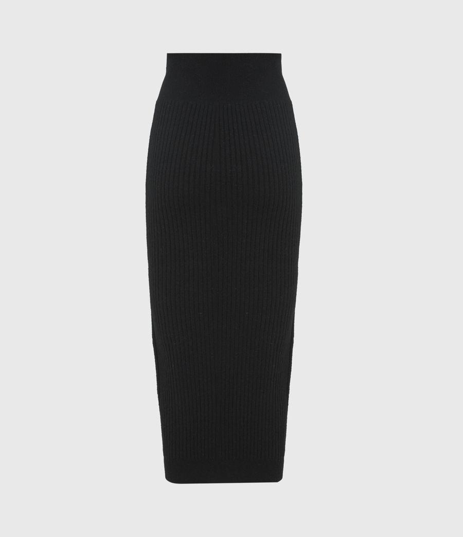 Womens Enya Skirt (black) - Image 3