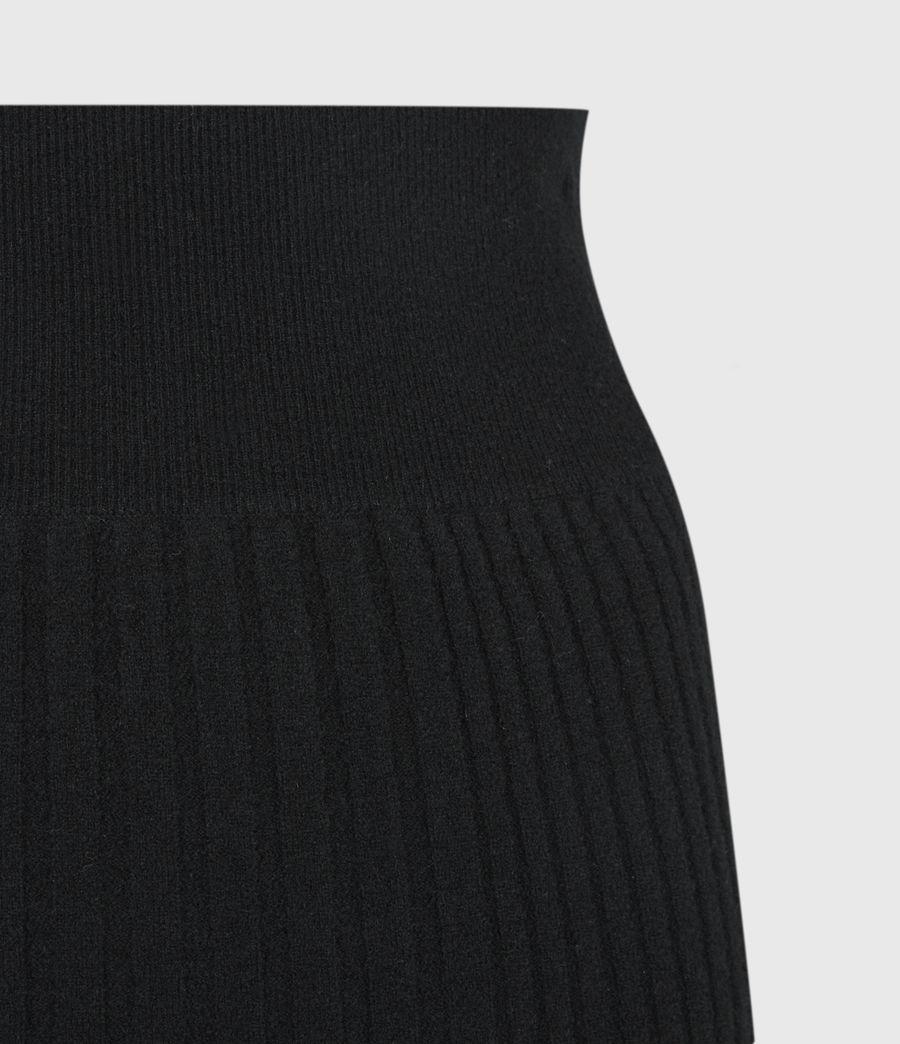 Womens Enya Skirt (black) - Image 5
