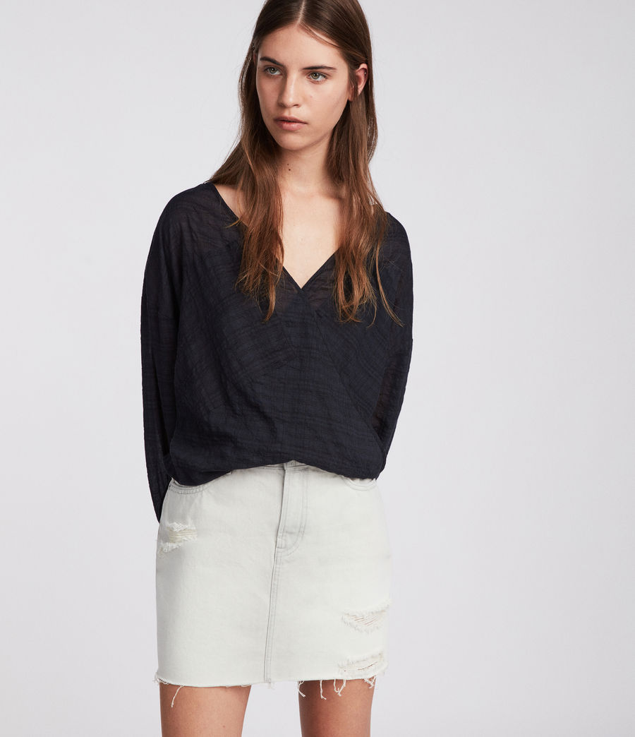 Betty Skirt by Allsaints