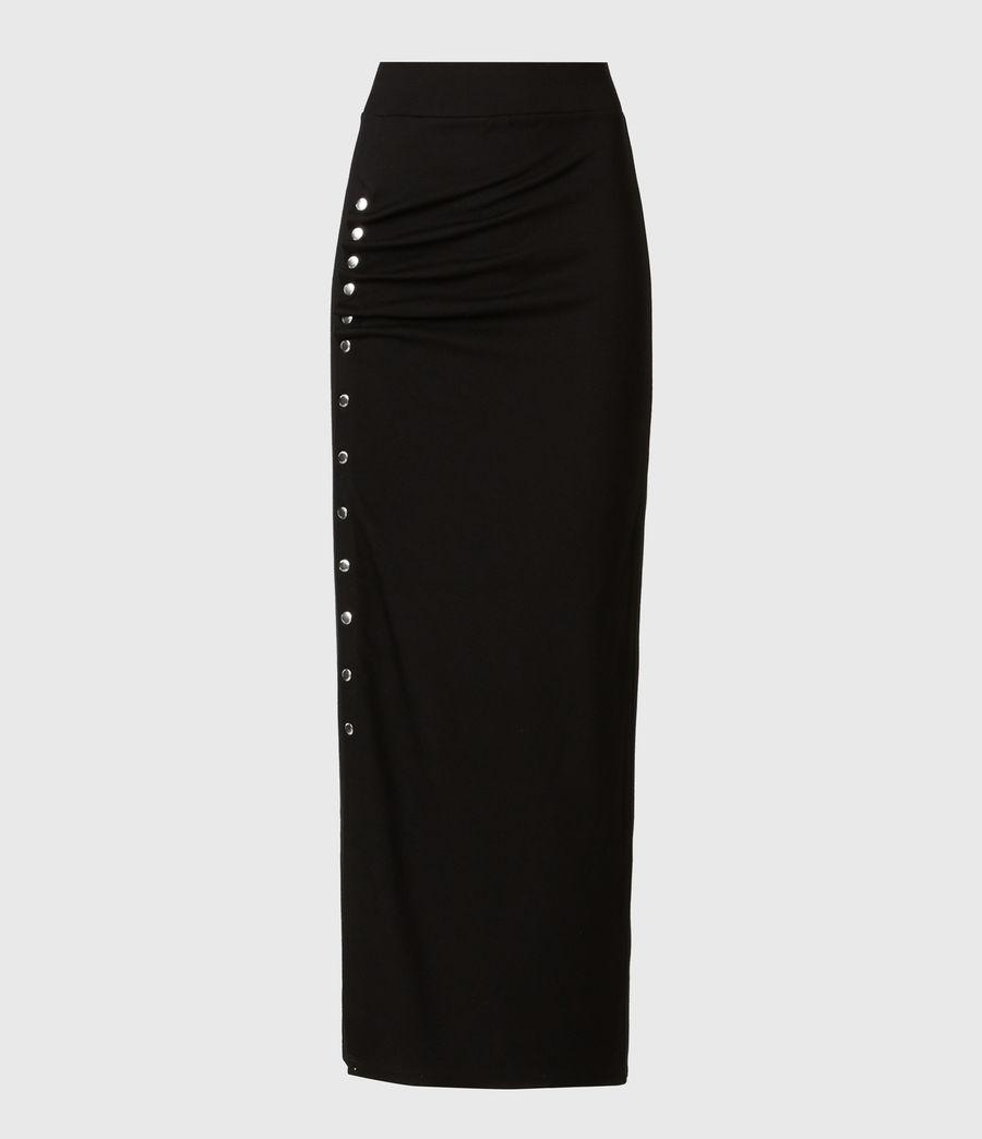 Women's Hatti Skirt (black) - Image 2