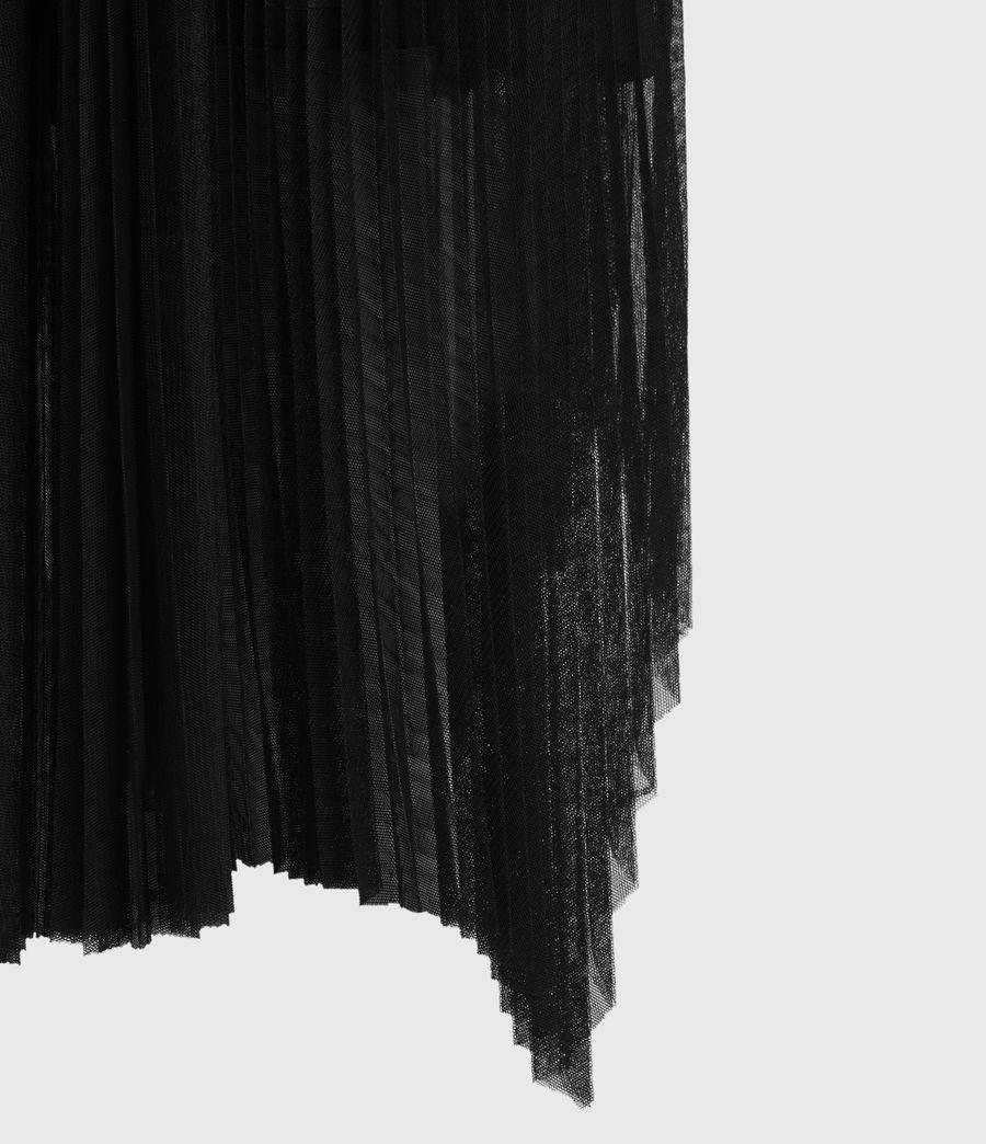 Womens Meya Skirt (black) - Image 5