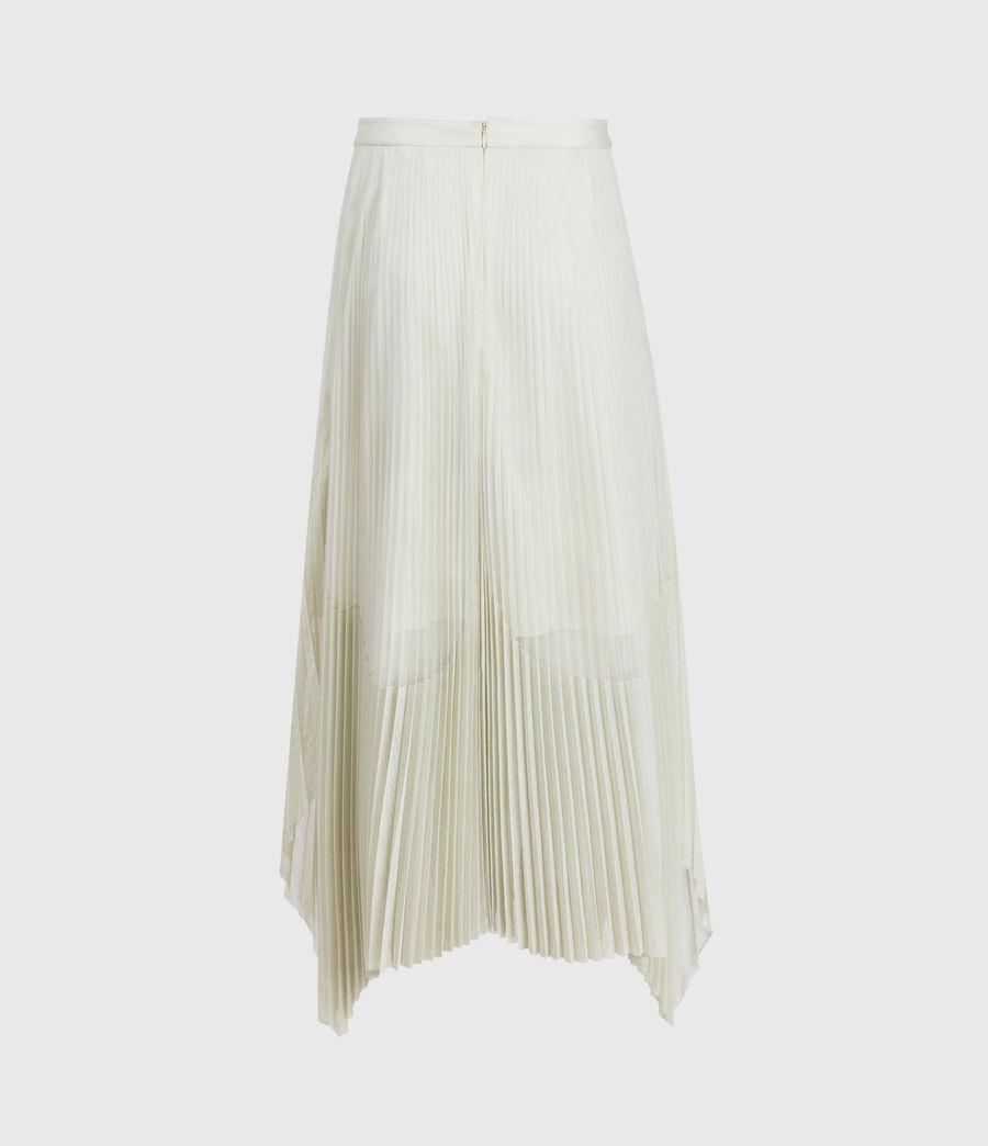 Womens Meya Skirt (ice_grey) - Image 2