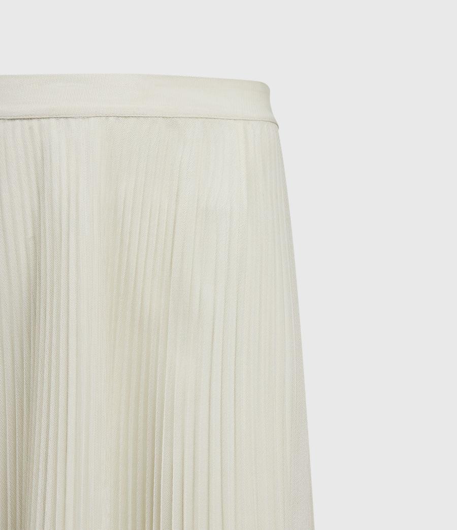 Womens Meya Skirt (ice_grey) - Image 3