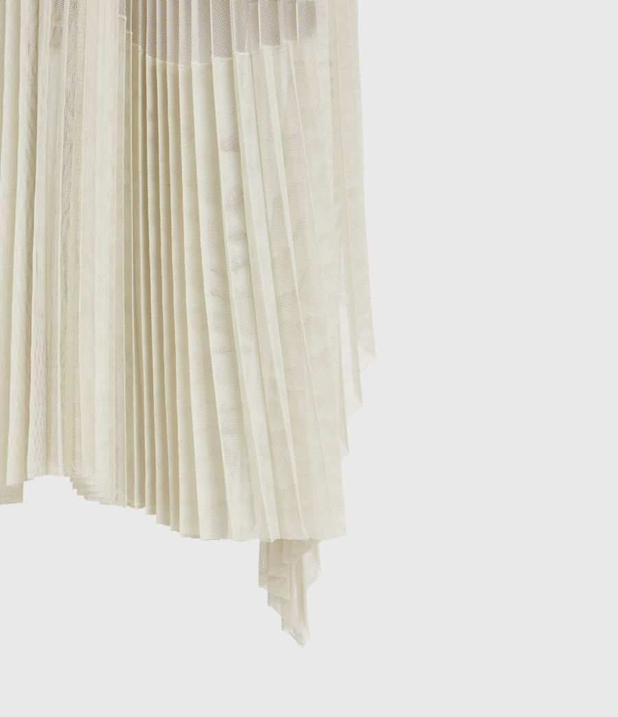 Womens Meya Skirt (ice_grey) - Image 4