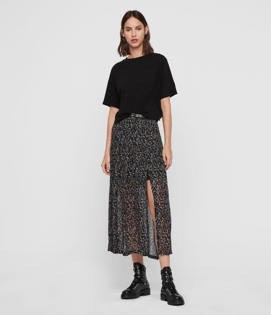Womens Drea Waterleo Skirt (khaki_green) - Image 1
