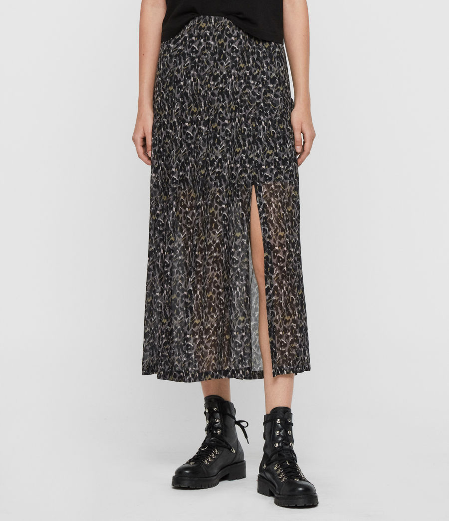 Womens Drea Waterleo Skirt (khaki_green) - Image 2