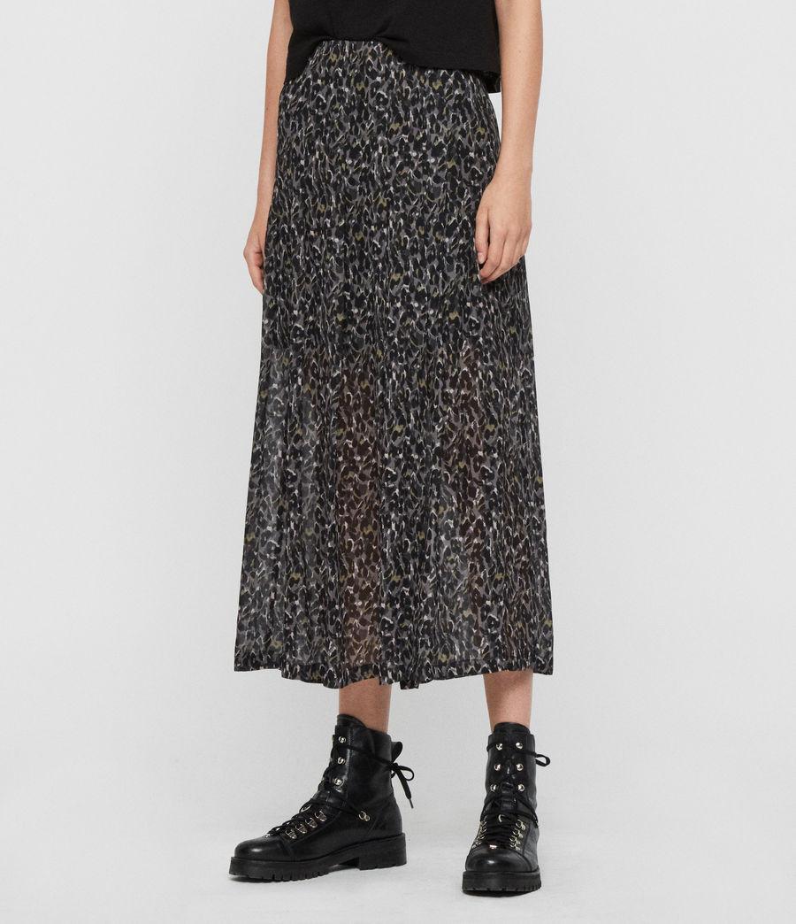 Womens Drea Waterleo Skirt (khaki_green) - Image 3