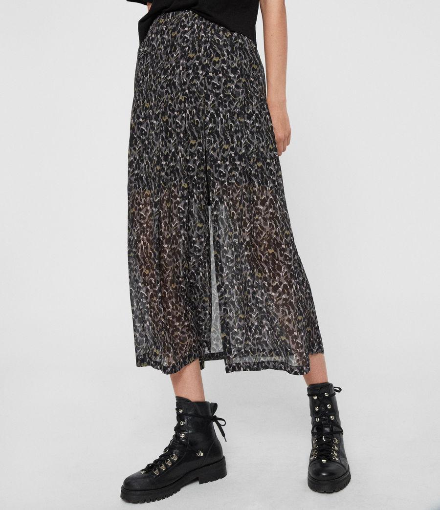 Womens Drea Waterleo Skirt (khaki_green) - Image 4