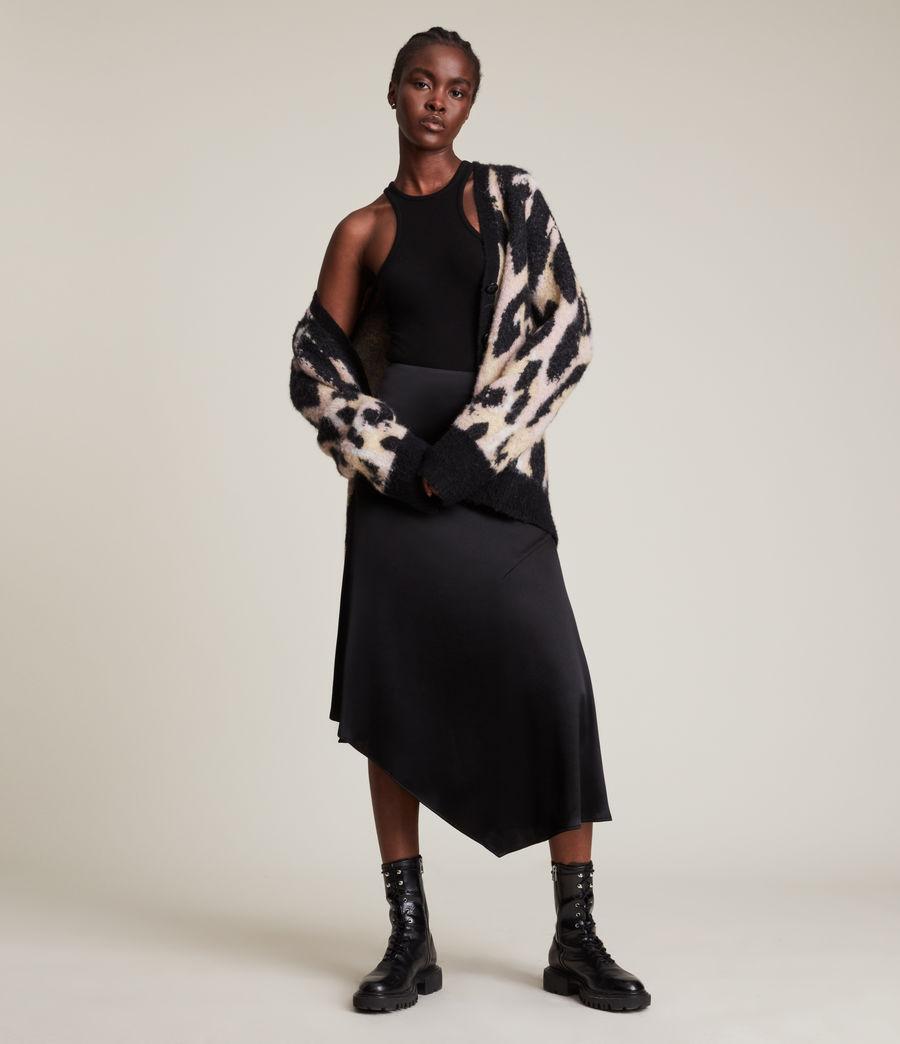Womens Ani Skirt (black) - Image 1