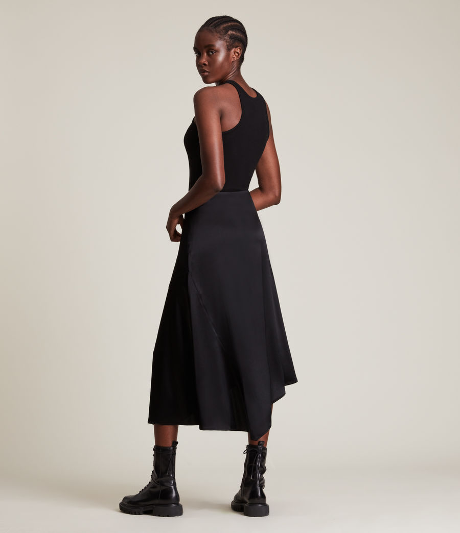 Womens Ani Skirt (black) - Image 5