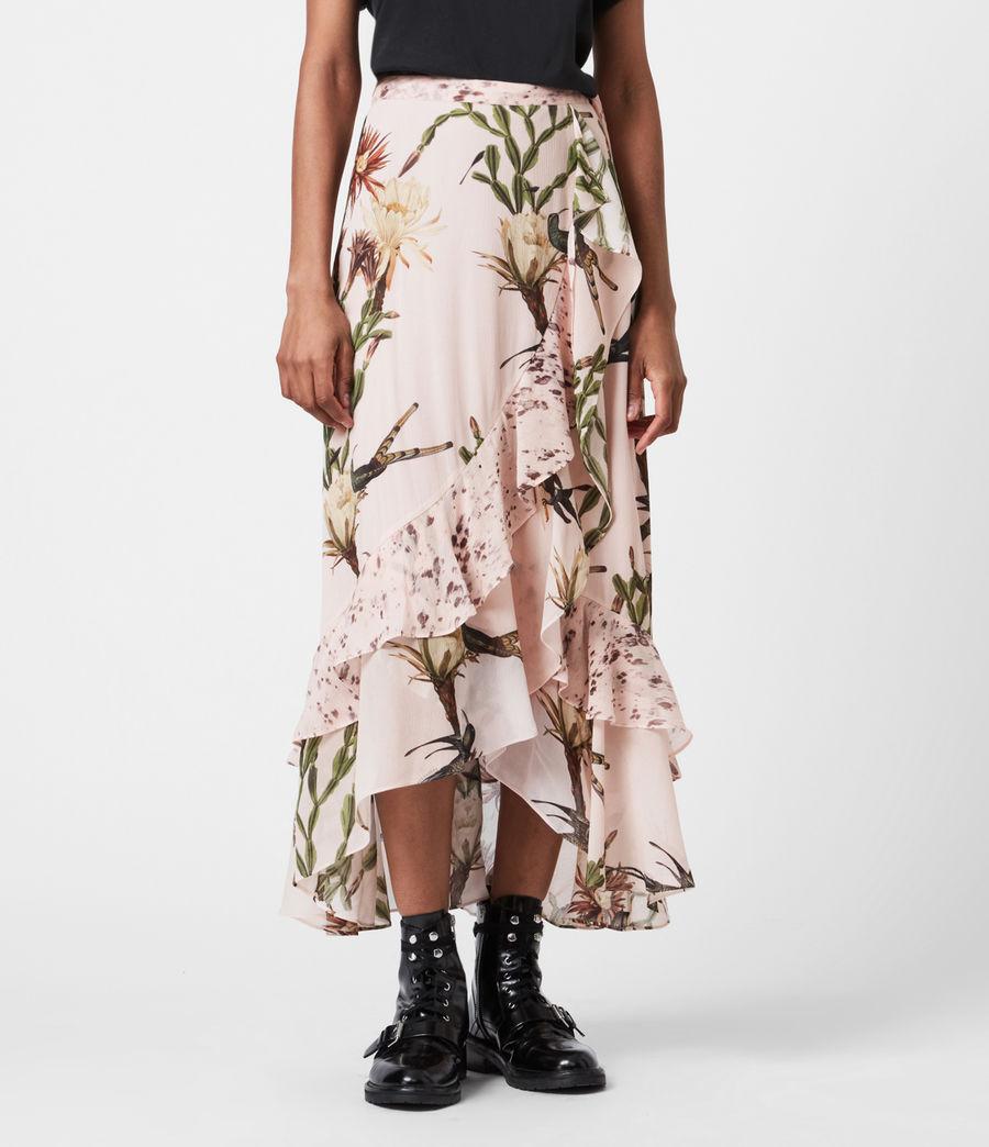 Women's Luca Nolina Skirt (clay_pink) - Image 4