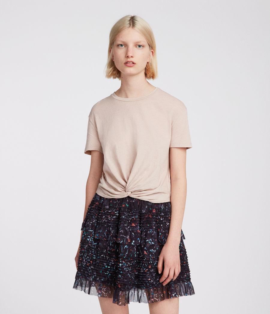 Womens Sanse Juni Skirt (black) - Image 2