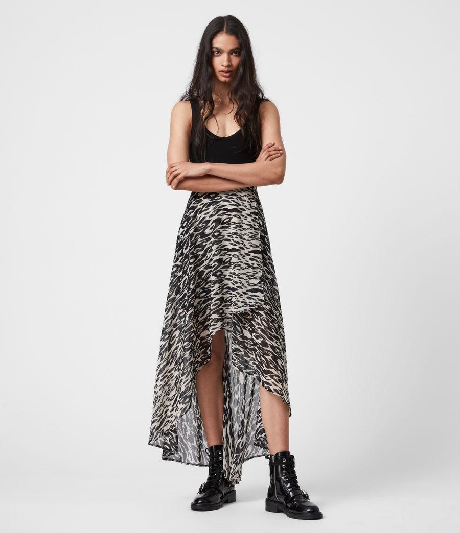 Womens Slvina Fuego Skirt (ecru_white) - Image 1