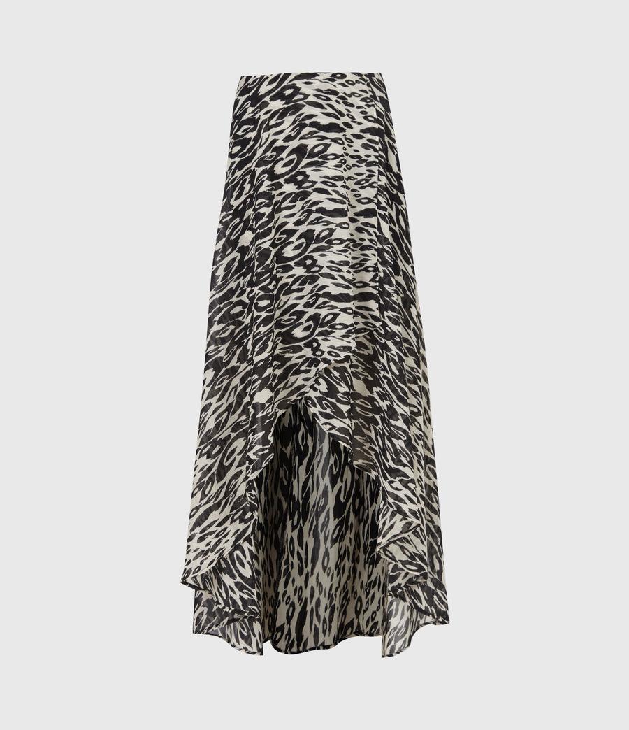 Womens Slvina Fuego Skirt (ecru_white) - Image 2