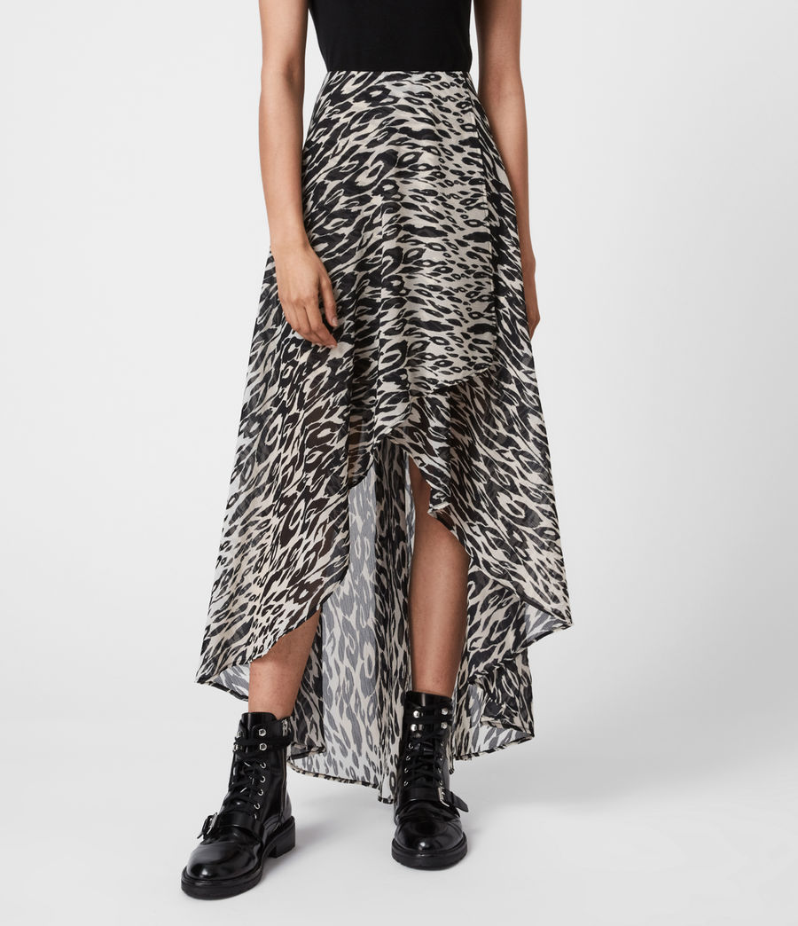 Womens Slvina Fuego Skirt (ecru_white) - Image 4
