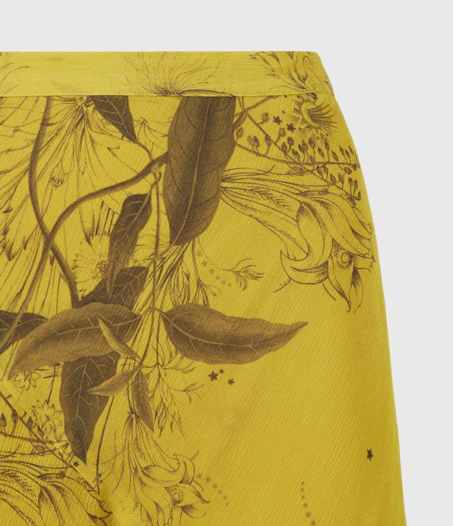 Women's Raya Demoir Skirt (garden_olive) - Image 5