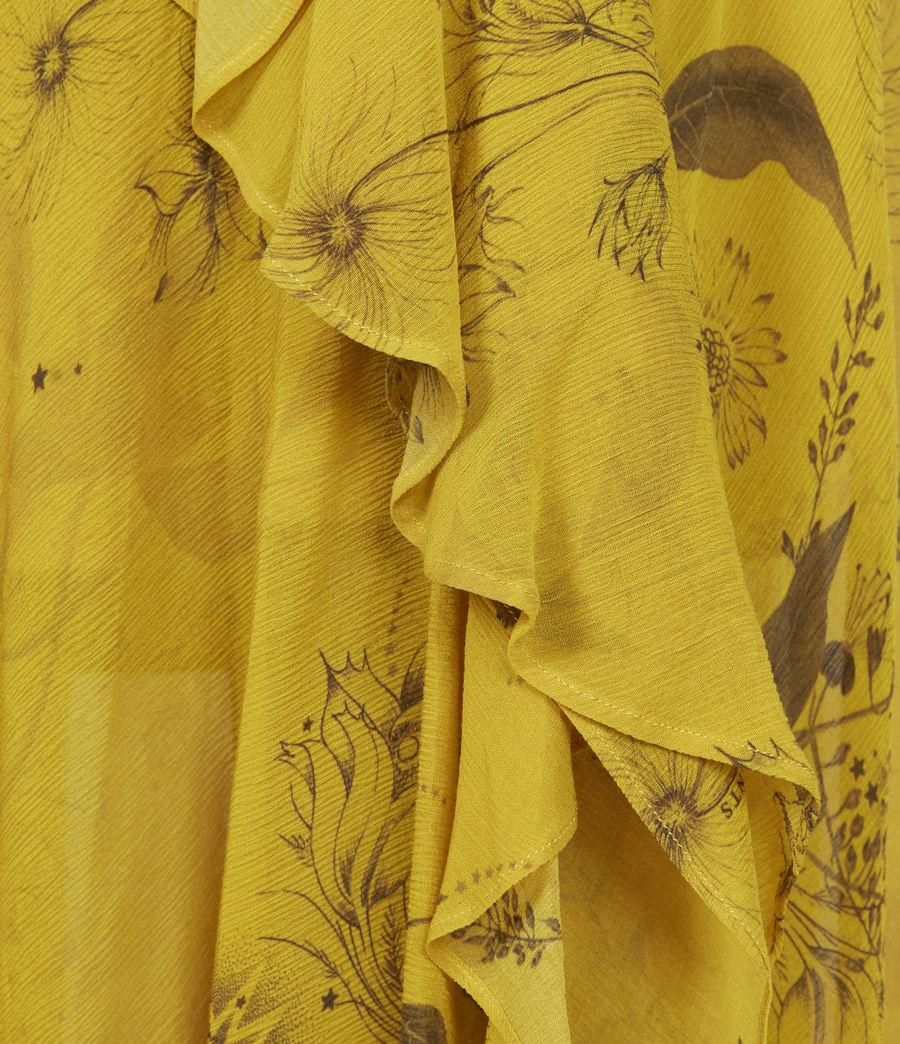 Women's Raya Demoir Skirt (garden_olive) - Image 6