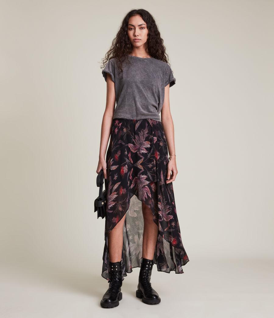 Womens Slvina Harris Skirt (black) - Image 1