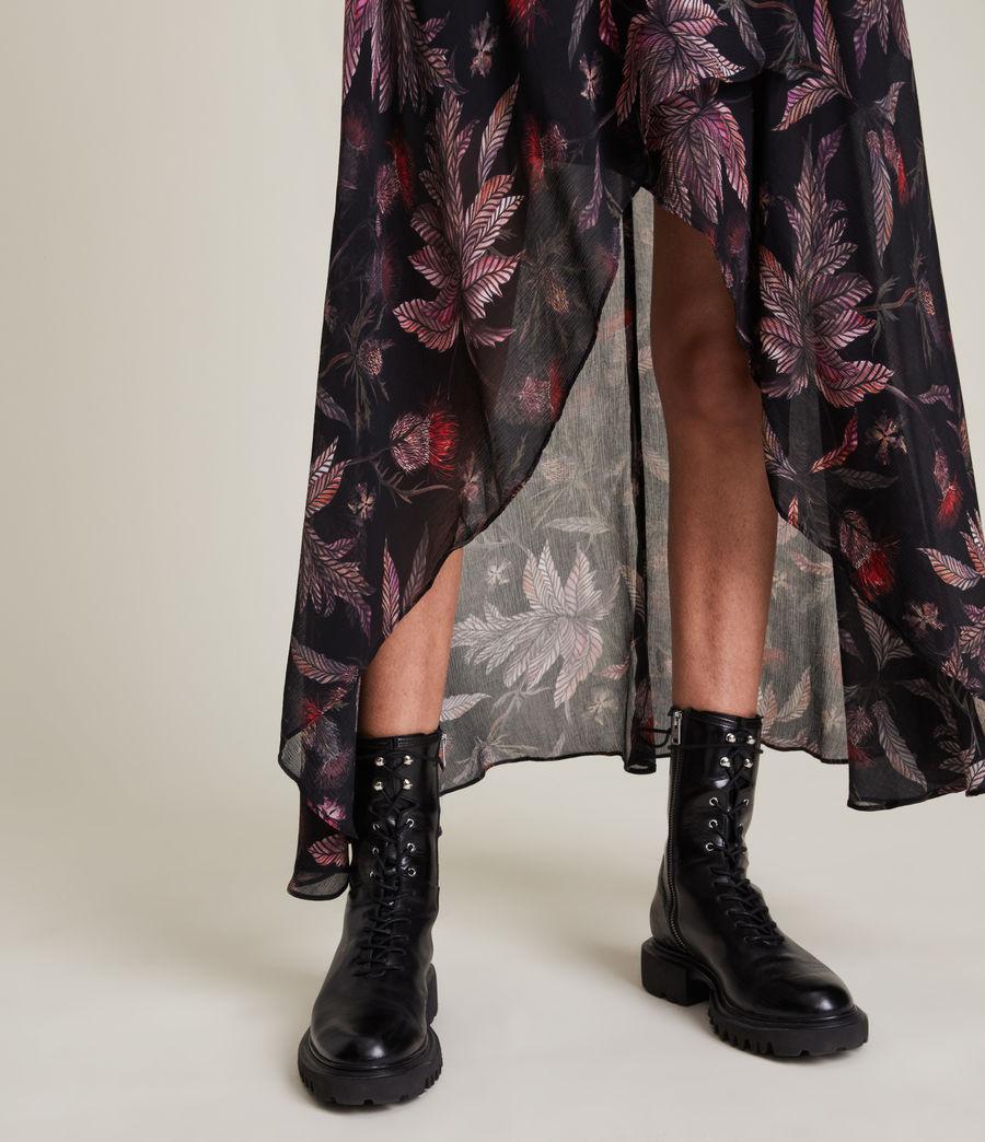 Womens Slvina Harris Skirt (black) - Image 3