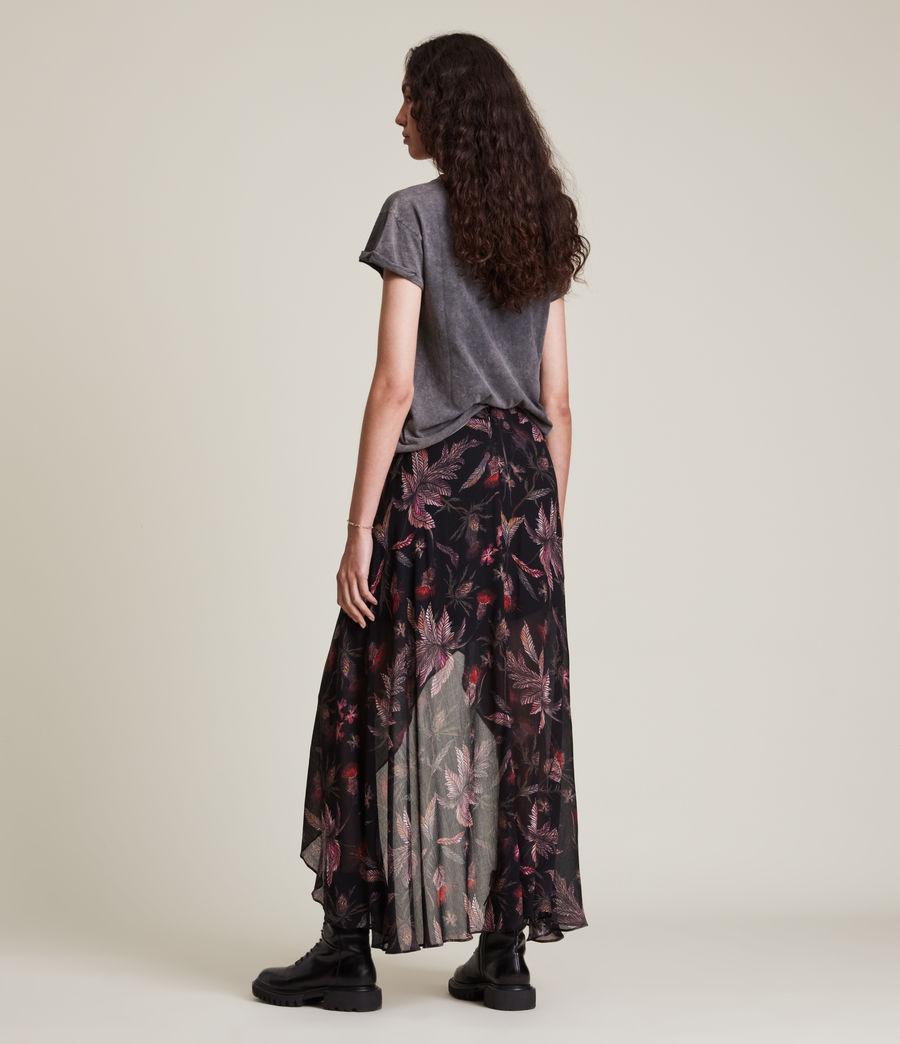 Womens Slvina Harris Skirt (black) - Image 4