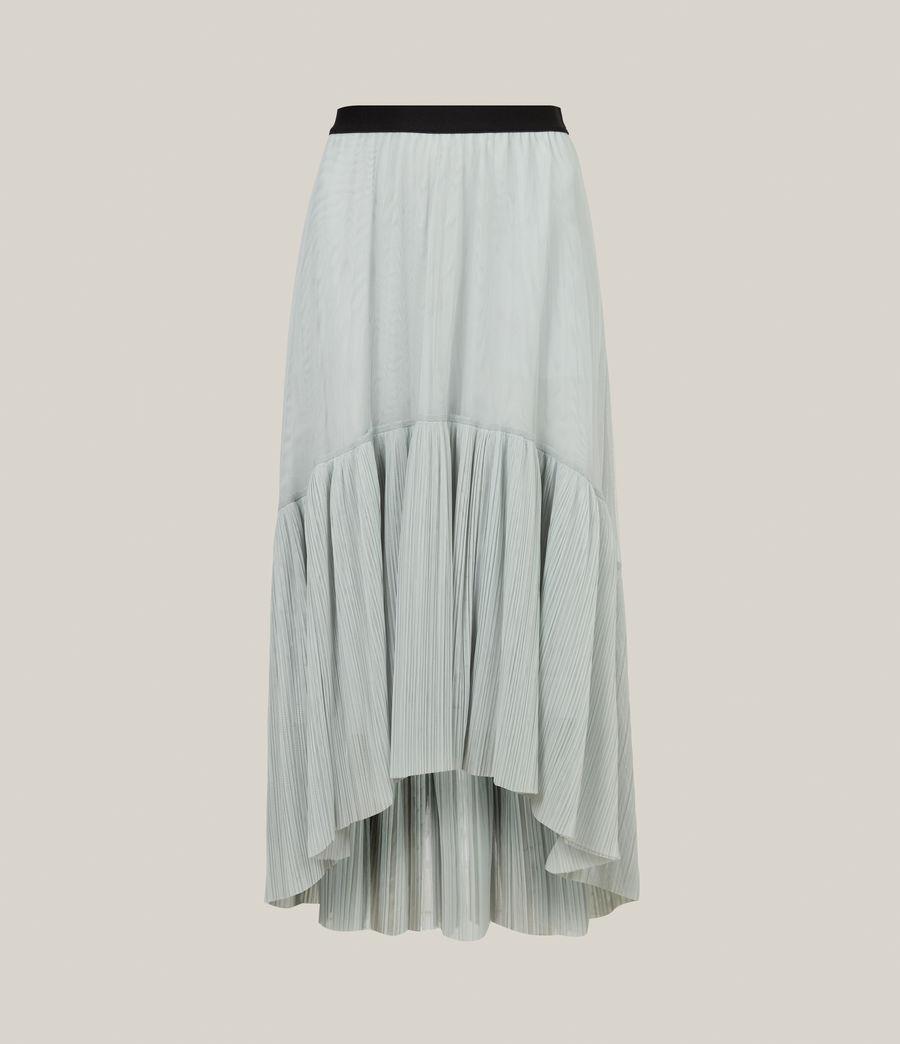 Women's Aubrey Skirt (powder_blue) - Image 2