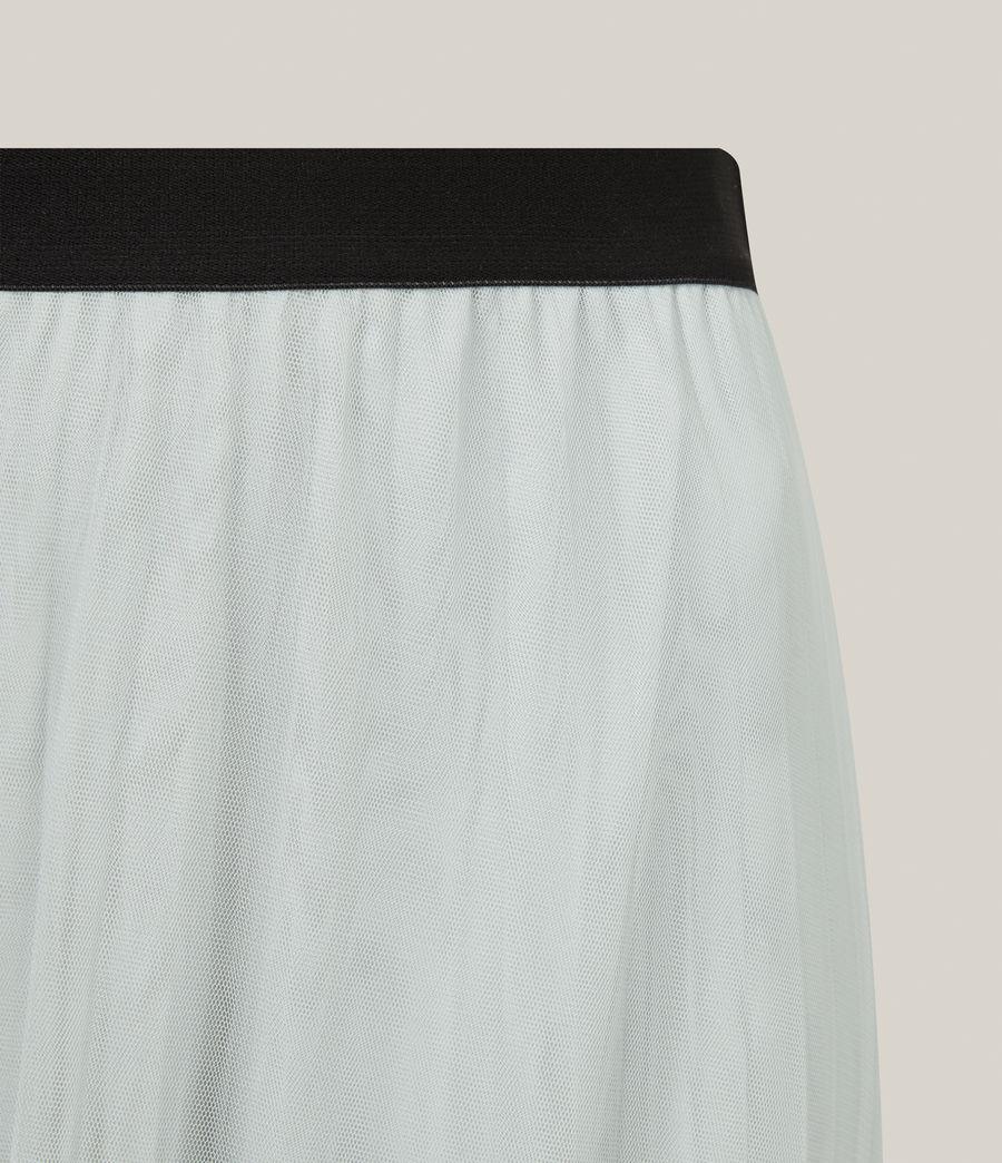 Women's Aubrey Skirt (powder_blue) - Image 5