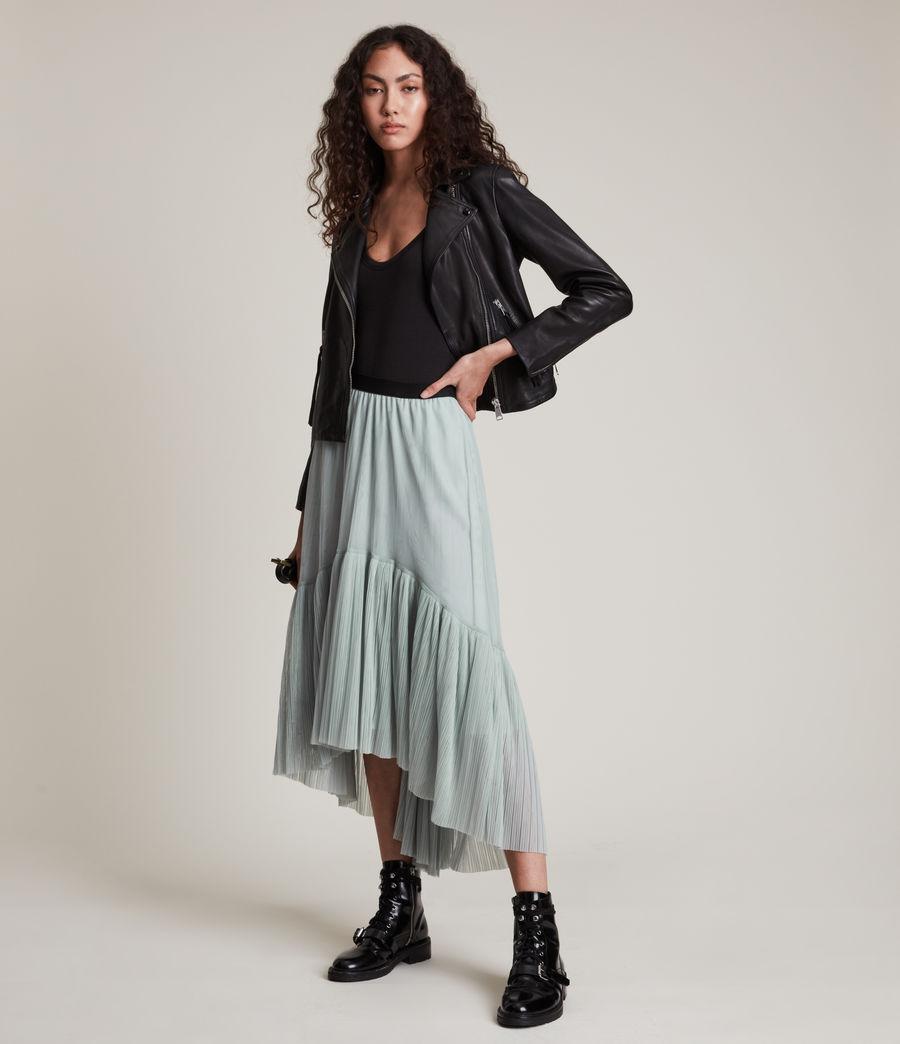 Women's Aubrey Skirt (powder_blue) - Image 6