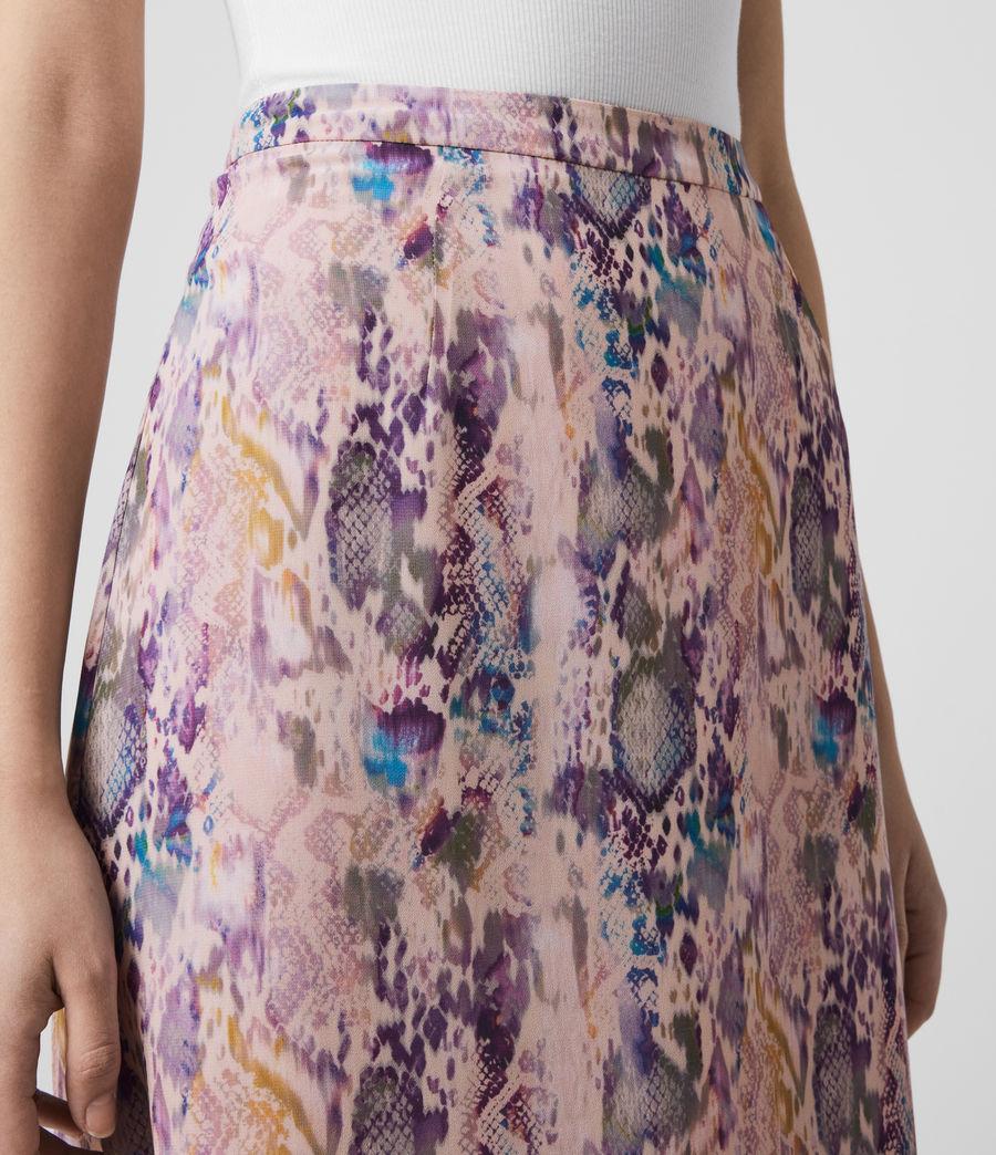 Mujer Rhea Masala Skirt (mink_pink) - Image 2