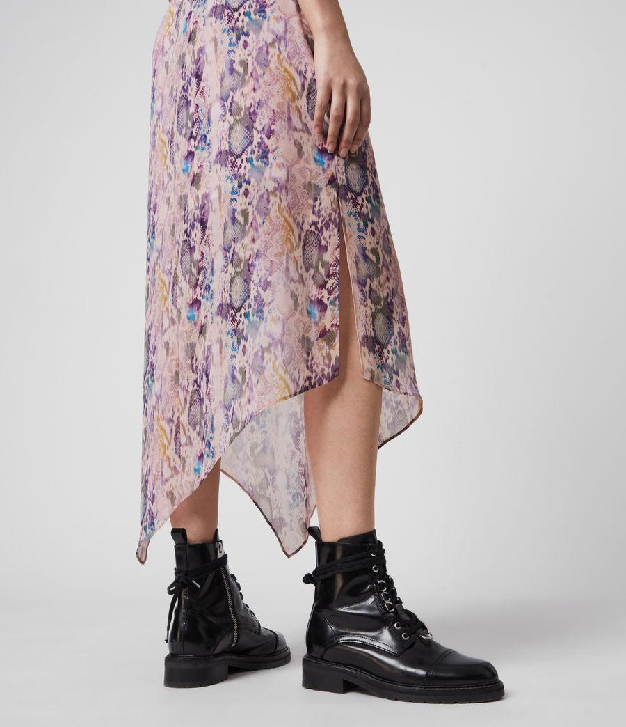 Mujer Rhea Masala Skirt (mink_pink) - Image 5