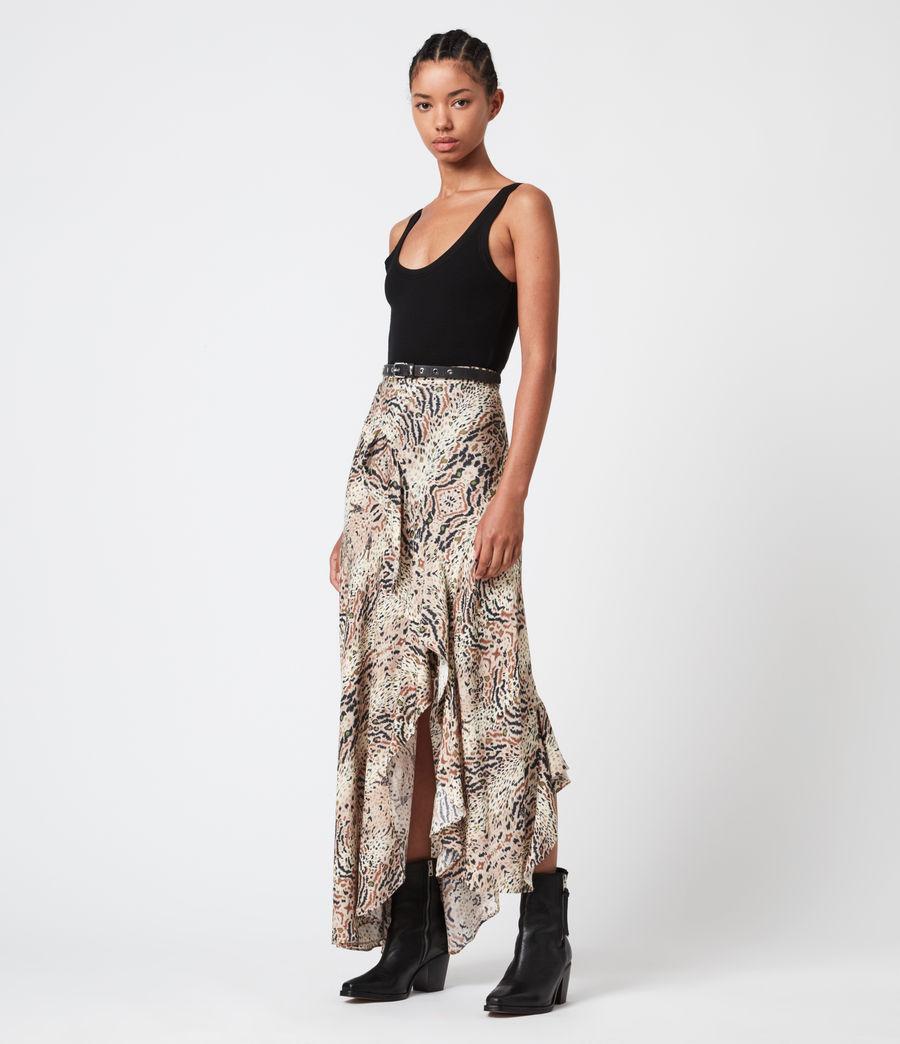 Womens Raya Arietta Skirt (ecru_white) - Image 1