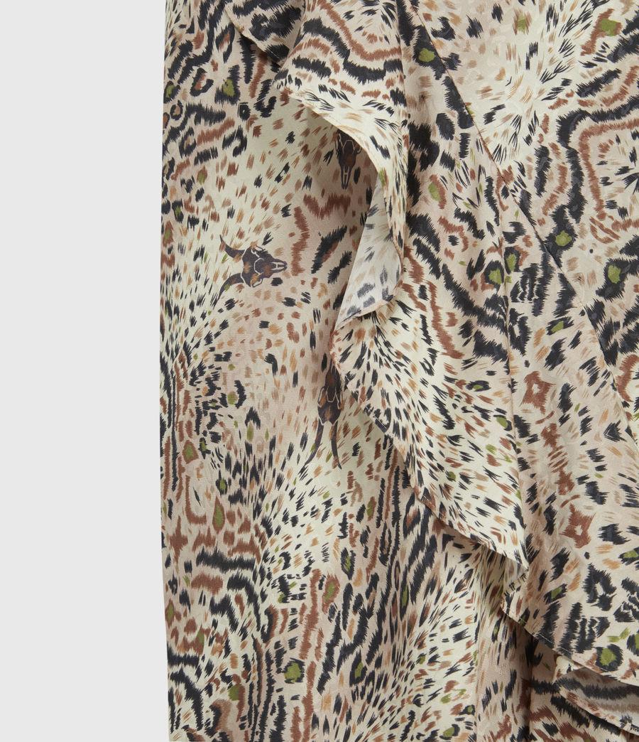 Womens Raya Arietta Skirt (ecru_white) - Image 5