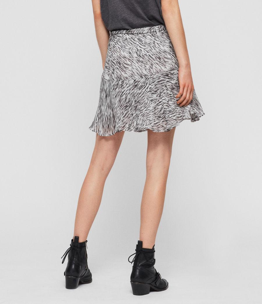 Womens Frida Zed Skirt (warm_grey) - Image 4