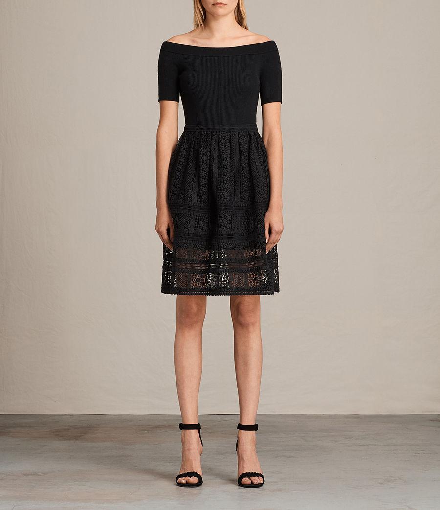 Mujer Falda Rowan (black) - Image 1