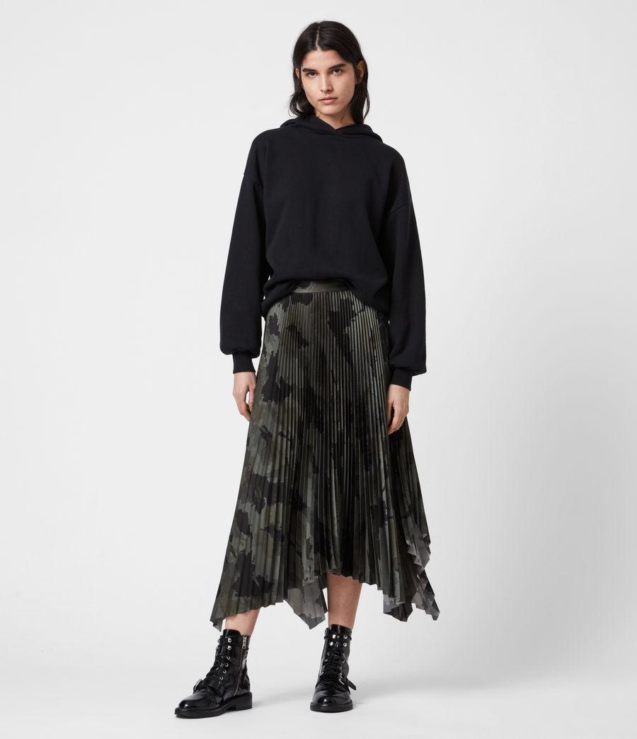 Women's Lerin Tranquil Skirt (khaki_green) - Image 1