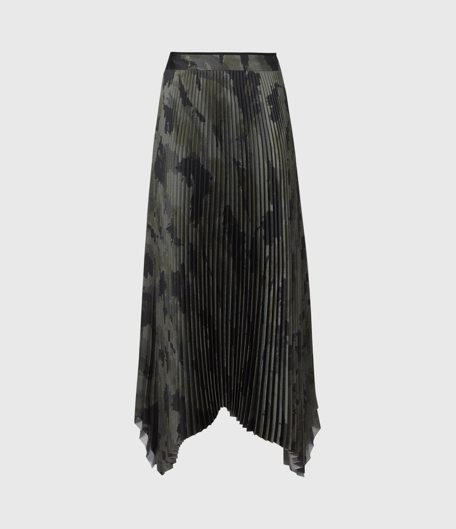 Women's Lerin Tranquil Skirt (khaki_green) - Image 3