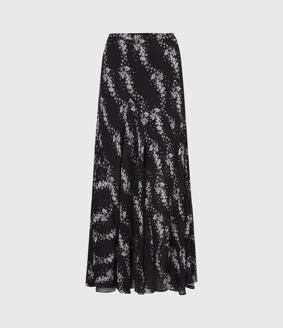 Women's Primina Cultivar Skirt (black) - Image 2
