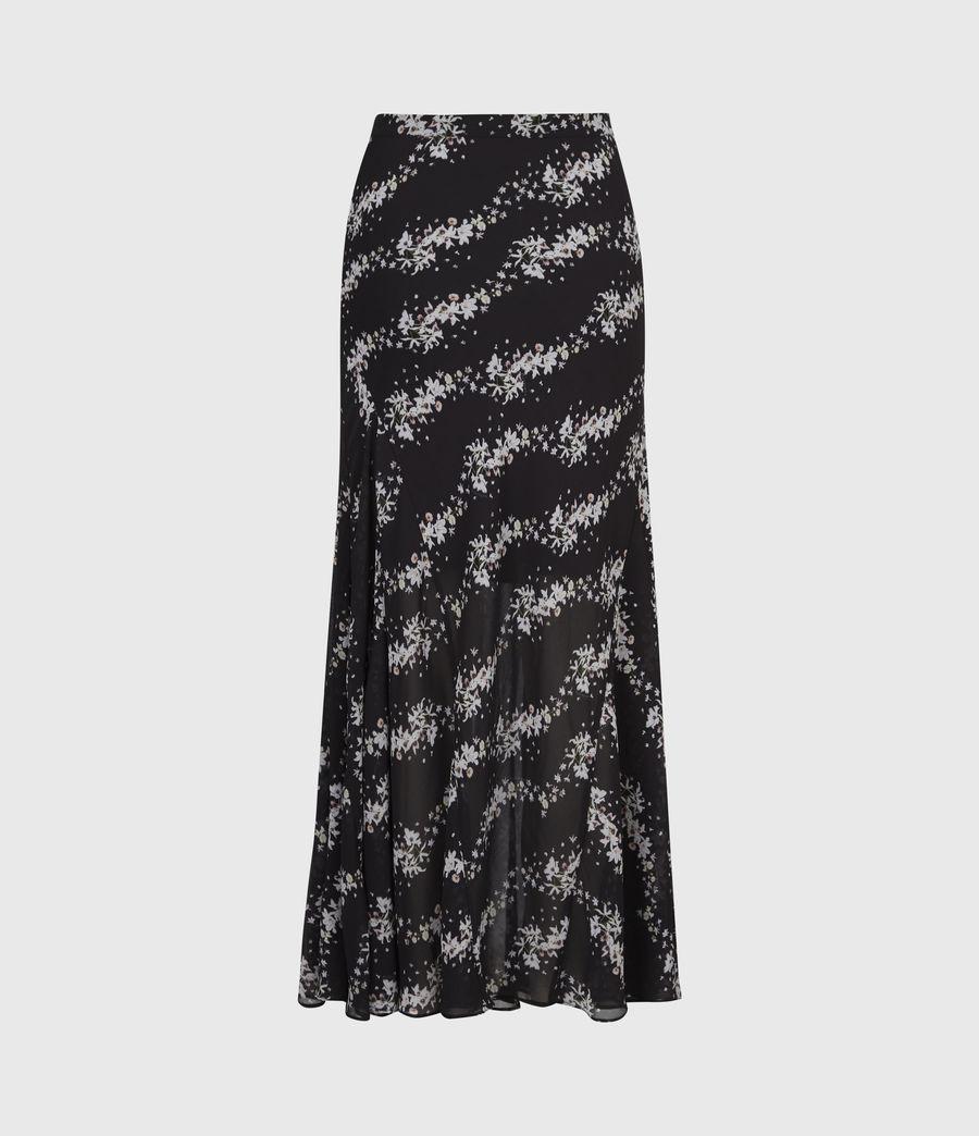 Women's Primina Cultivar Skirt (black) - Image 3