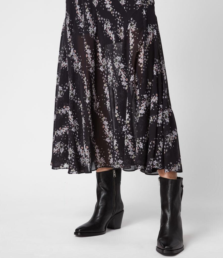 Women's Primina Cultivar Skirt (black) - Image 4