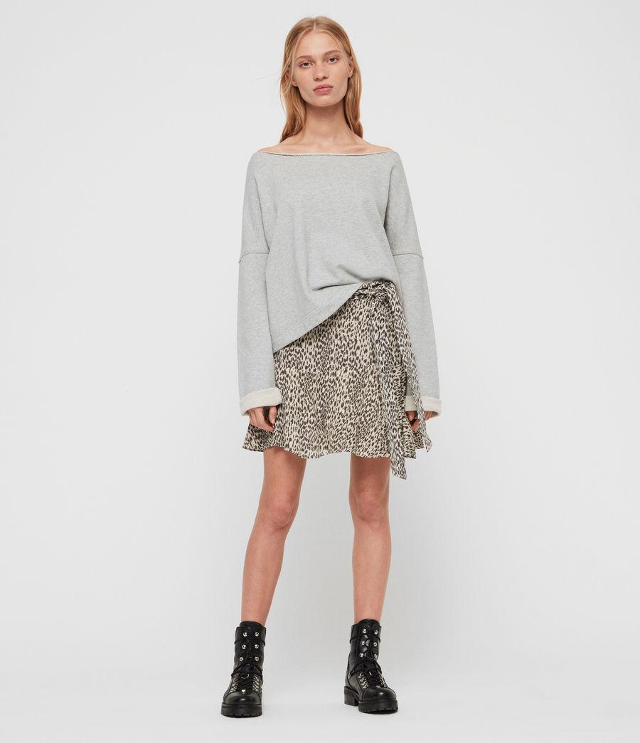 Women's Frida Lep Skirt (sand_brown) - Image 2