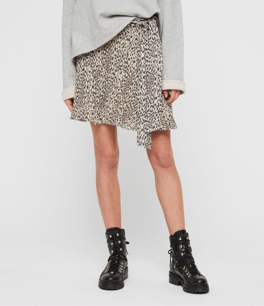 Women's Frida Lep Skirt (sand_brown) - Image 3