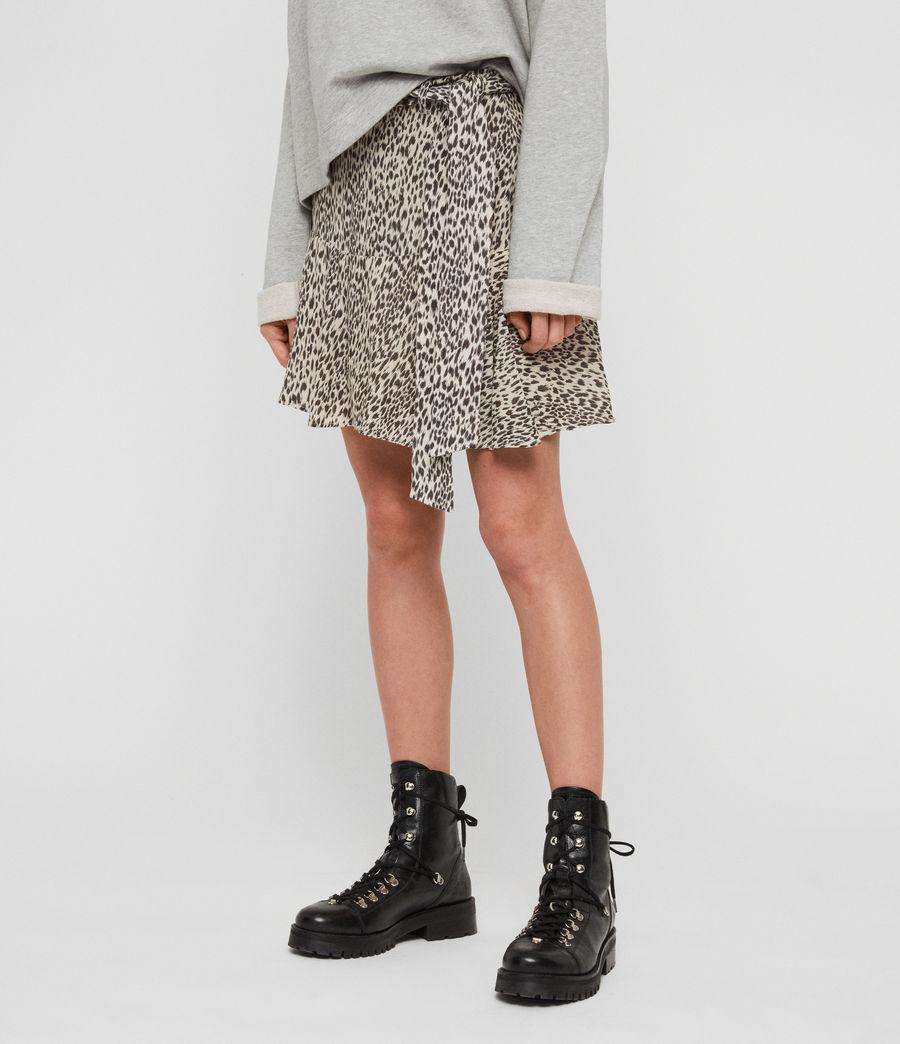 Women's Frida Lep Skirt (sand_brown) - Image 4