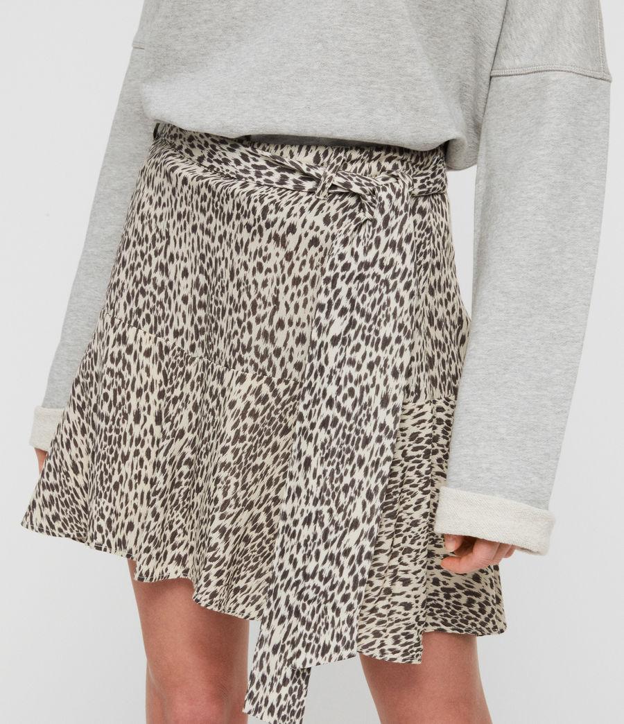 Women's Frida Lep Skirt (sand_brown) - Image 5