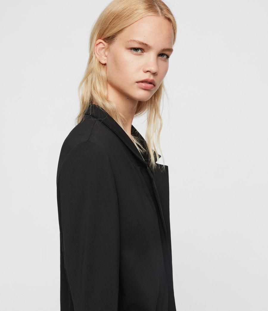 Mujer Blazer Aida Jersey (black) - Image 5