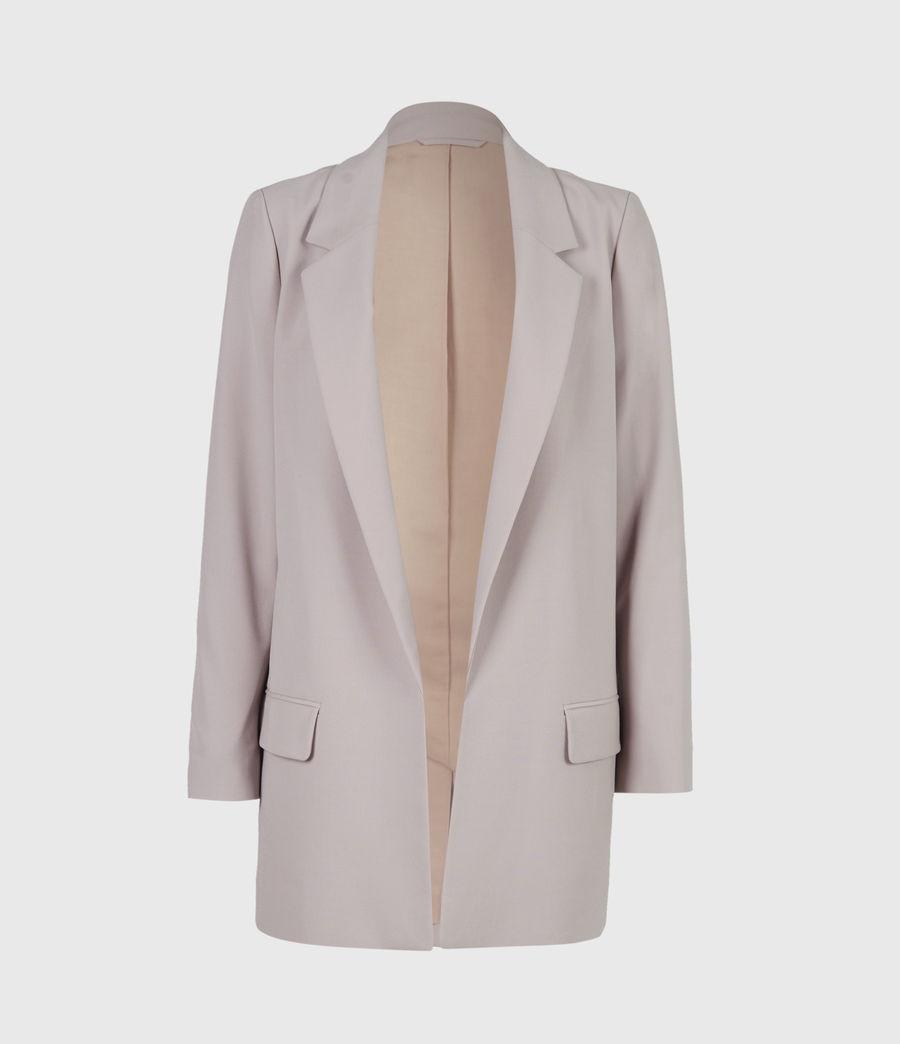Women's Aleida Tri Blazer (dusty_pink) - Image 2