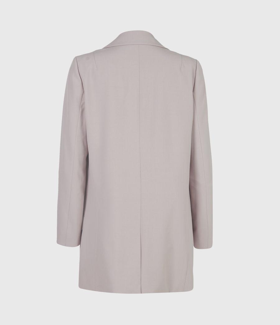 Women's Aleida Tri Blazer (dusty_pink) - Image 3
